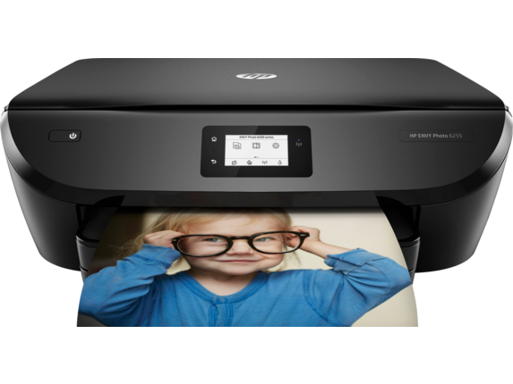 HP ENVY Photo 6255 All-in-One Printer - Center