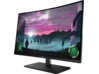 HP 27x Curved Display - Left
