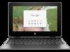 HP Chromebook x360 - 11-ae010nr - Center