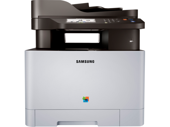 Samsung Xpress SL-C1860FW Color Laser Multifunction Printer - Center