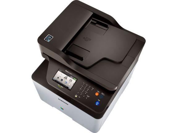 Samsung Xpress SL-C1860FW Color Laser Multifunction Printer
