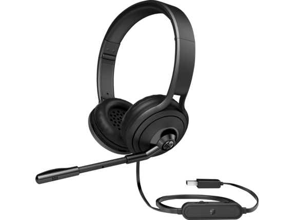 HP USB Headset 500 - Center