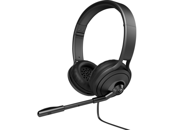 HP USB Headset 500 - Left