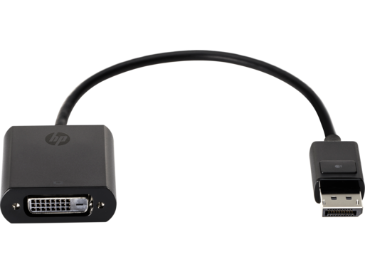 HP DisplayPort to DVI-D Adapter