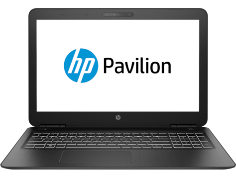 HP Pavilion Notebook PC 15-bc300