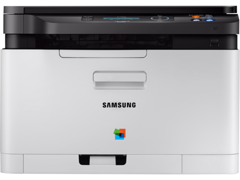 Samsung Xpress SL-C483W Color Laser Multifunction Printer