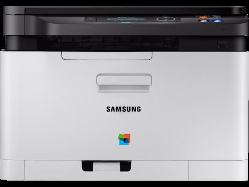 Samsung Xpress SL-C480W Farblaser-Multifunktionsdrucker