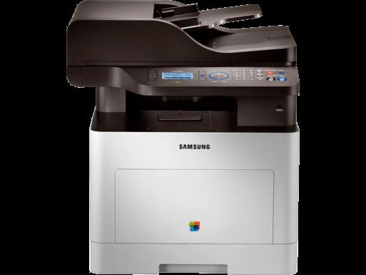 Samsung CLX-6260FW Farblaser-Multifunktionsdrucker