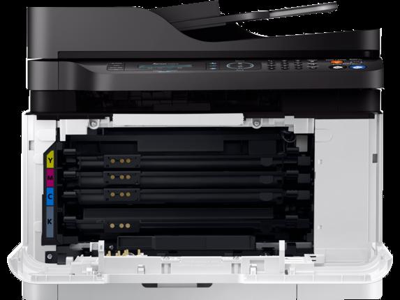 Samsung Xpress Sl C480fw Color Laser Multifunction Printer