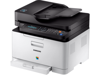 Samsung Xpress SL-C480FW Color Laser Multifunction Printer