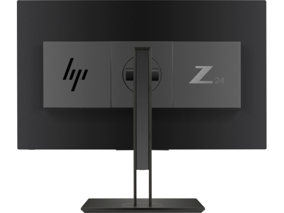 HP Z24nf G2 23.8-inch Display - Rear