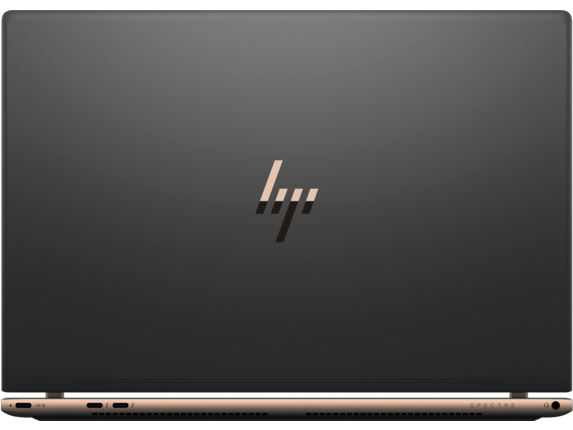 HP Spectre Laptop - 13t - Rear