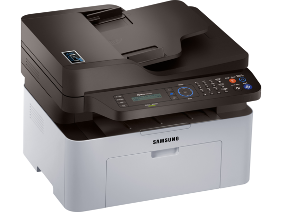 Samsung Xpress SL-M2070FW Laser Multifunction Printer - Right