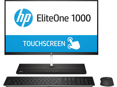 HP EliteOne 1000 G1 All-in-One Business-PC mit Touch-Funktion (23,8 Zoll)