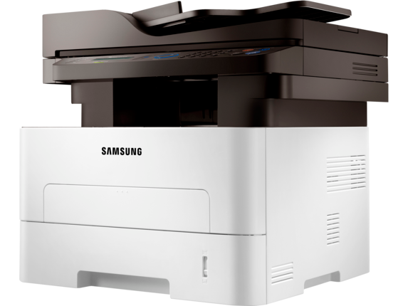 Samsung Xpress SL-M2885FW Laser Multifunction Printer - Left