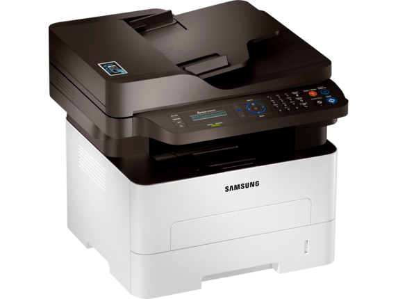 Samsung Xpress SL-M2885FW Laser Multifunction Printer - Right