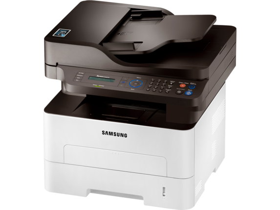 Samsung Xpress SL-M2885FW Laser Multifunction Printer - Left