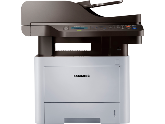 Samsung ProXpress SL-M3870FW Laser Multifunction Printer - Center
