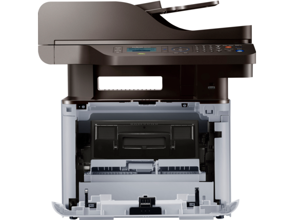 Samsung ProXpress SL-M3870FW Laser Multifunction Printer - Detail view