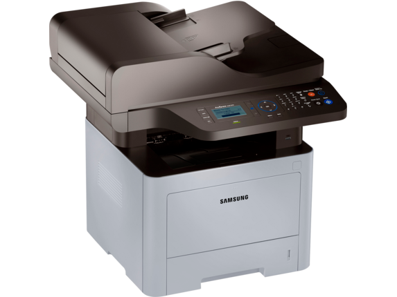 Samsung ProXpress SL-M3870FW Laser Multifunction Printer - Right