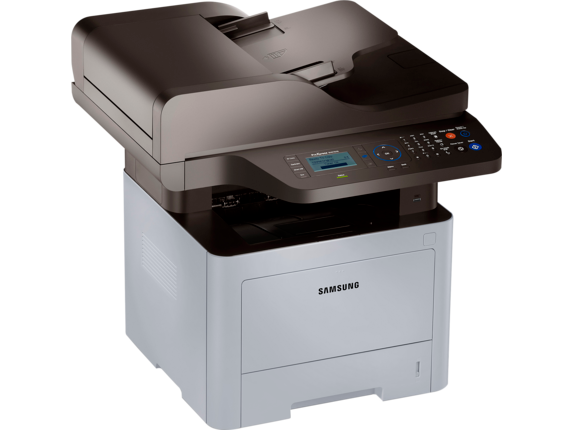 Samsung ProXpress SL-M4070FR Laser Multifunction Printer - Right