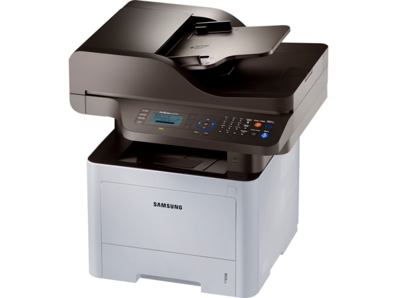 Samsung ProXpress SL-M4070FR Laser Multifunction Printer - Left