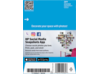 HP Social Media Snapshots Removable Sticky Photo Paper-25 sht/4 x 5 in - Rear