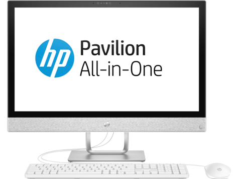 Desktop all-in-one HP Pavilion serie 24-r100