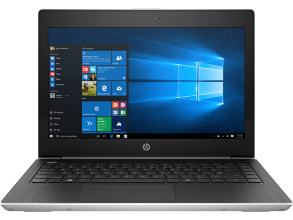 HP ProBook 430 G5 Notebook PC - Center