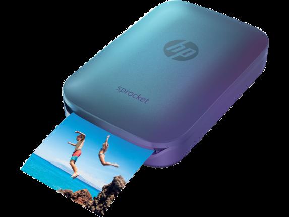 HP Sprocket Photo Printer - Left