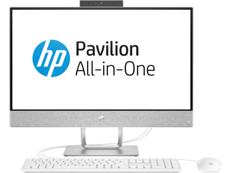 HP Pavilion 24-x000 All-in-One stasjonær PC-serie
