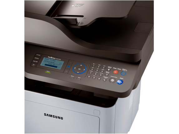 Samsung ProXpress SL-M4070FR Laser Multifunction Printer - Detail view
