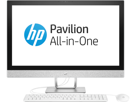 HP Pavilion 27-r100 All-in-One Desktop-serien