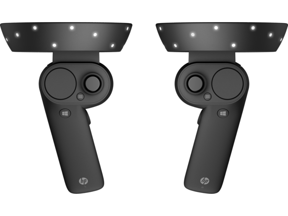 HP Windows Mixed Reality Headset VR1000-100 - Top view closed