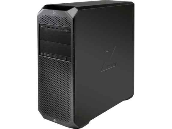 HP Z6 G4 Workstation - Customizable - Left