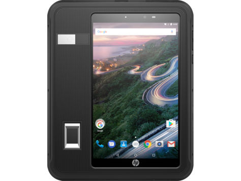 HP Pro 8 Advanced Rugged Tablet mit Sprachanruffunktion