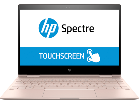 Ordinateur convertible HP Spectre 13-ae000 x360