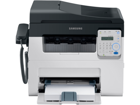 Samsung SCX-4821 Laser Multifunction Printer series