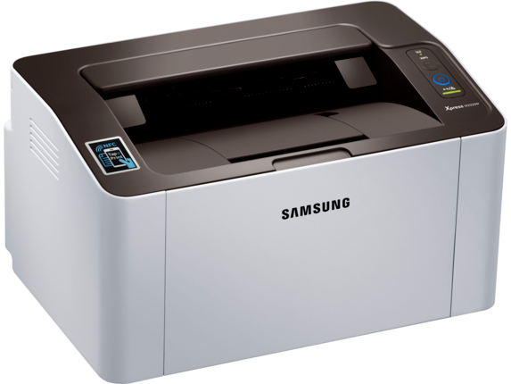 Samsung Xpress SL-M2020W Laser Printer - Right