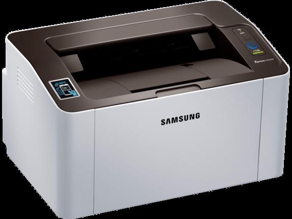Samsung Xpress SL-M2020W Laser Printer - Right