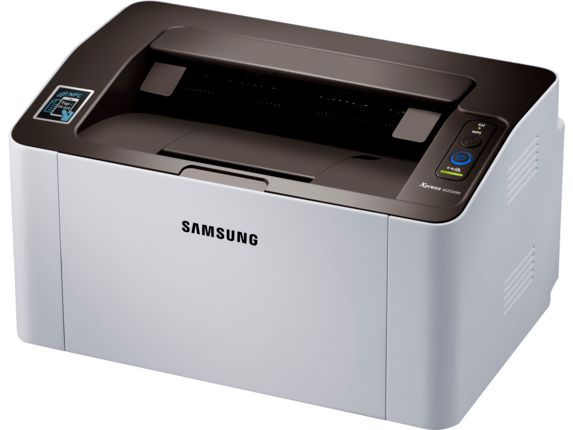 Samsung Xpress SL-M2020W Laser Printer - Left