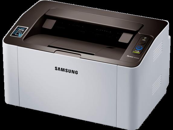 Samsung Xpress SL-M2020W Laser Printer - Left