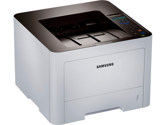 Samsung ProXpress SL-M4020ND Laser Printer - Right