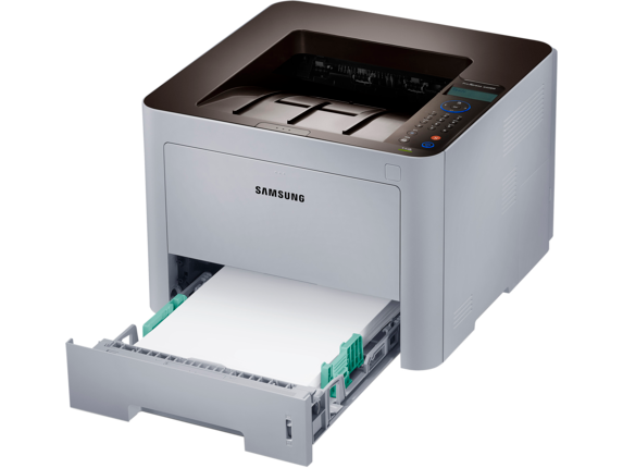Samsung ProXpress SL-M4020ND Laser Printer - Detail view