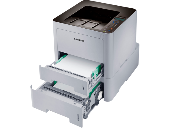 Samsung ProXpress SL-M4020ND Laser Printer - Detail view