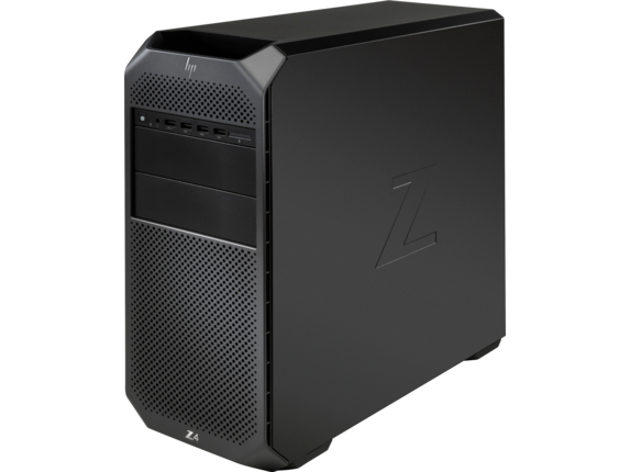 HP Z4 G4 Workstation - Left