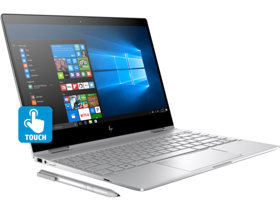 HP Spectre x360 Convertible Laptop - 13-ae052nr - Right