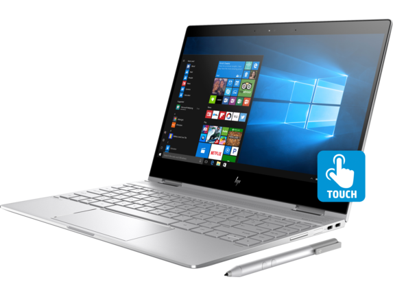 HP Spectre x360 Convertible Laptop - 13-ae052nr - Left