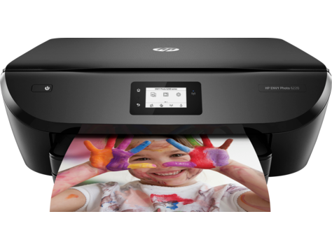 HP ENVY Photo 6200 All-in-One Printer series