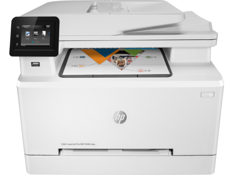 HP Color LaserJet Pro M280-M281 Multifunction Printer series